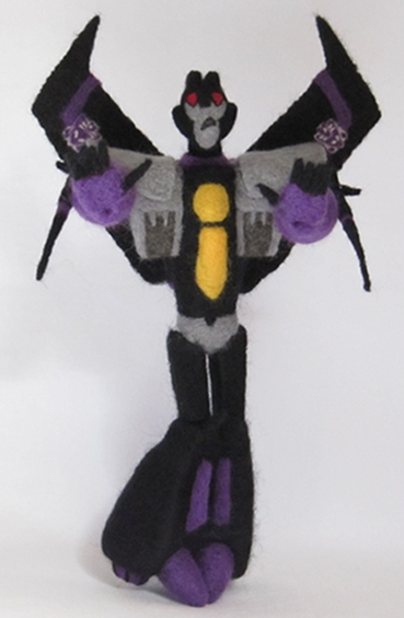 Needle_felted_tfa_skywarp_by_glasscamel-d32nc38