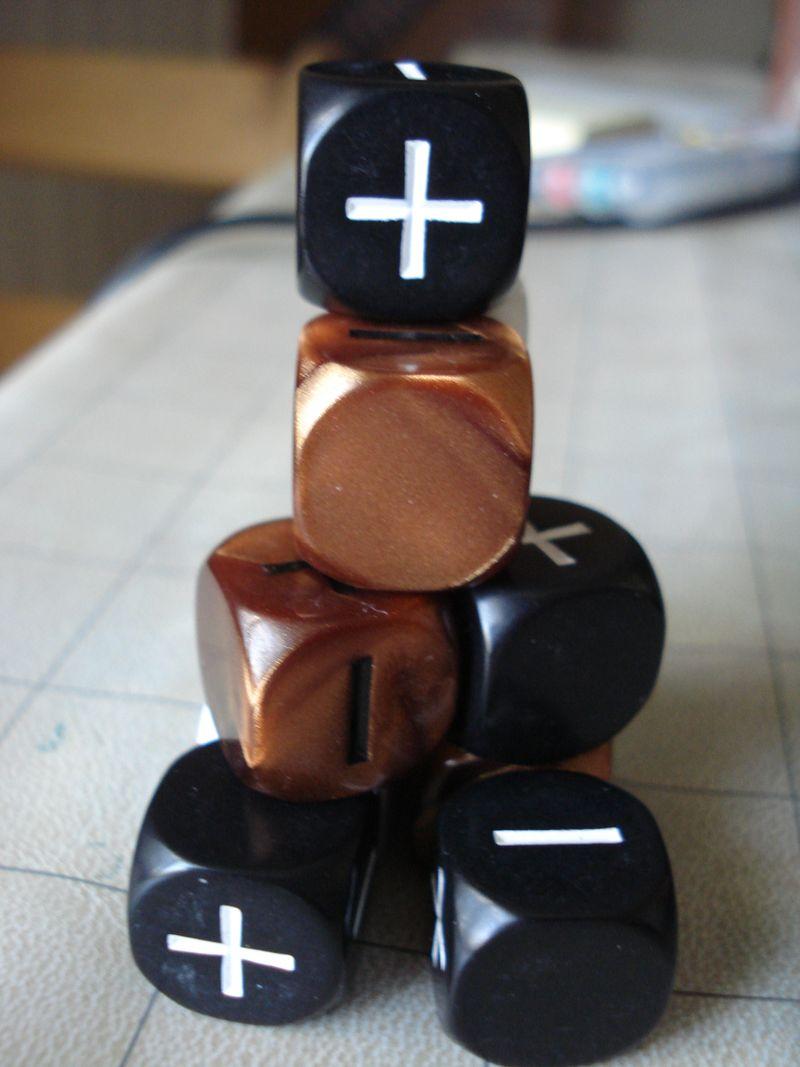 Crafts and fudge dice 021