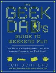 Weekend geek dad book