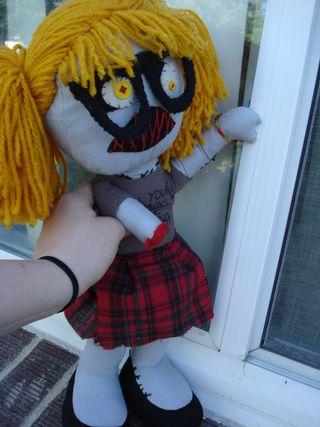 Zombie doll 040