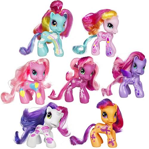 Wrong pony toys