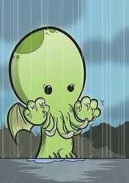 Cthulhu rain