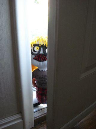 Zombie doll 044